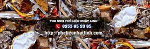thu mua phế liệu tại Bình Định